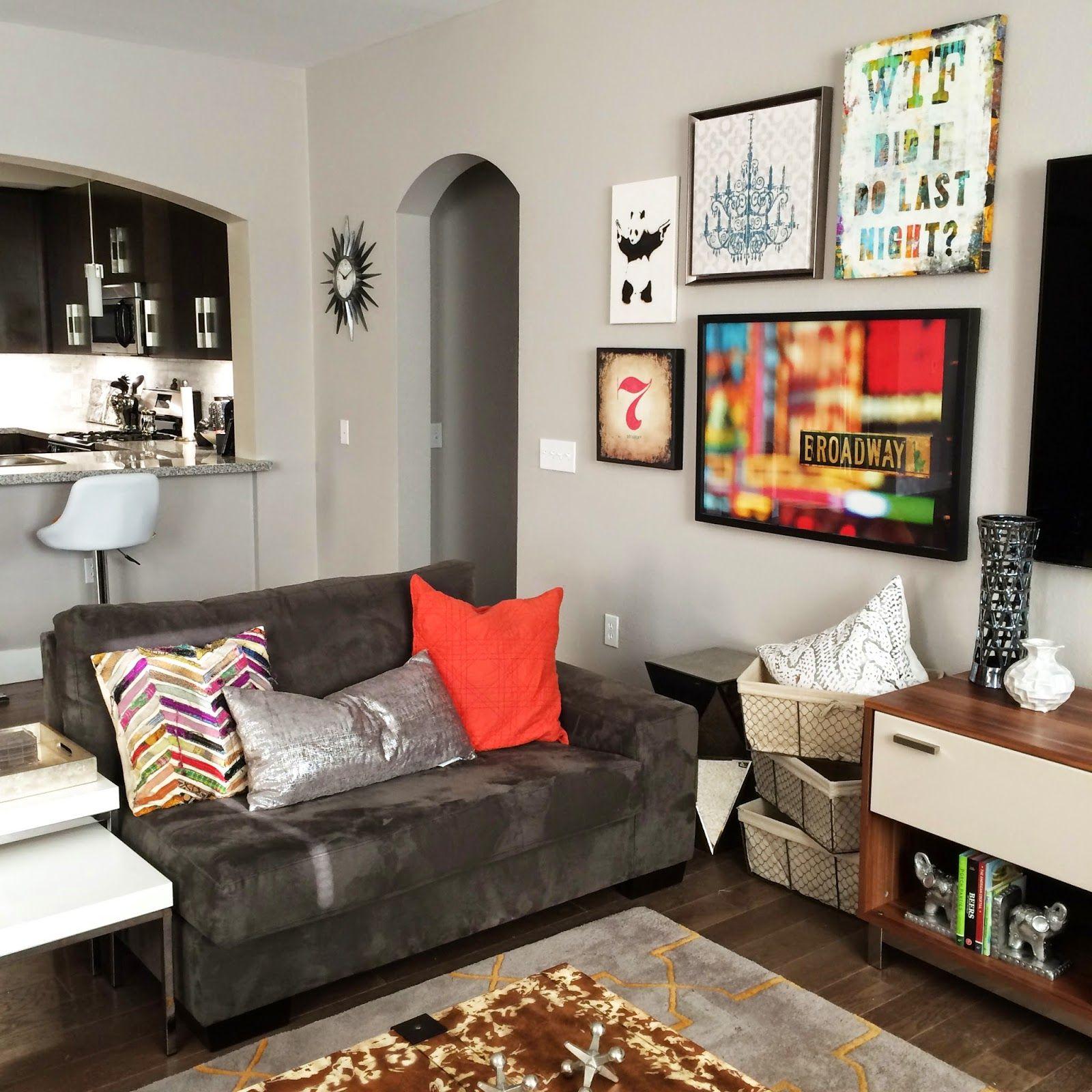 Diy Interior Decorating: ... Bachelor-pad-decorating