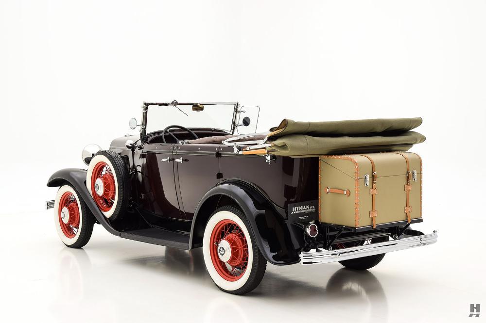 1932 Ford V8 Phaeton Hyman Ltd In 2020 Ford V8 1932 Ford Ford