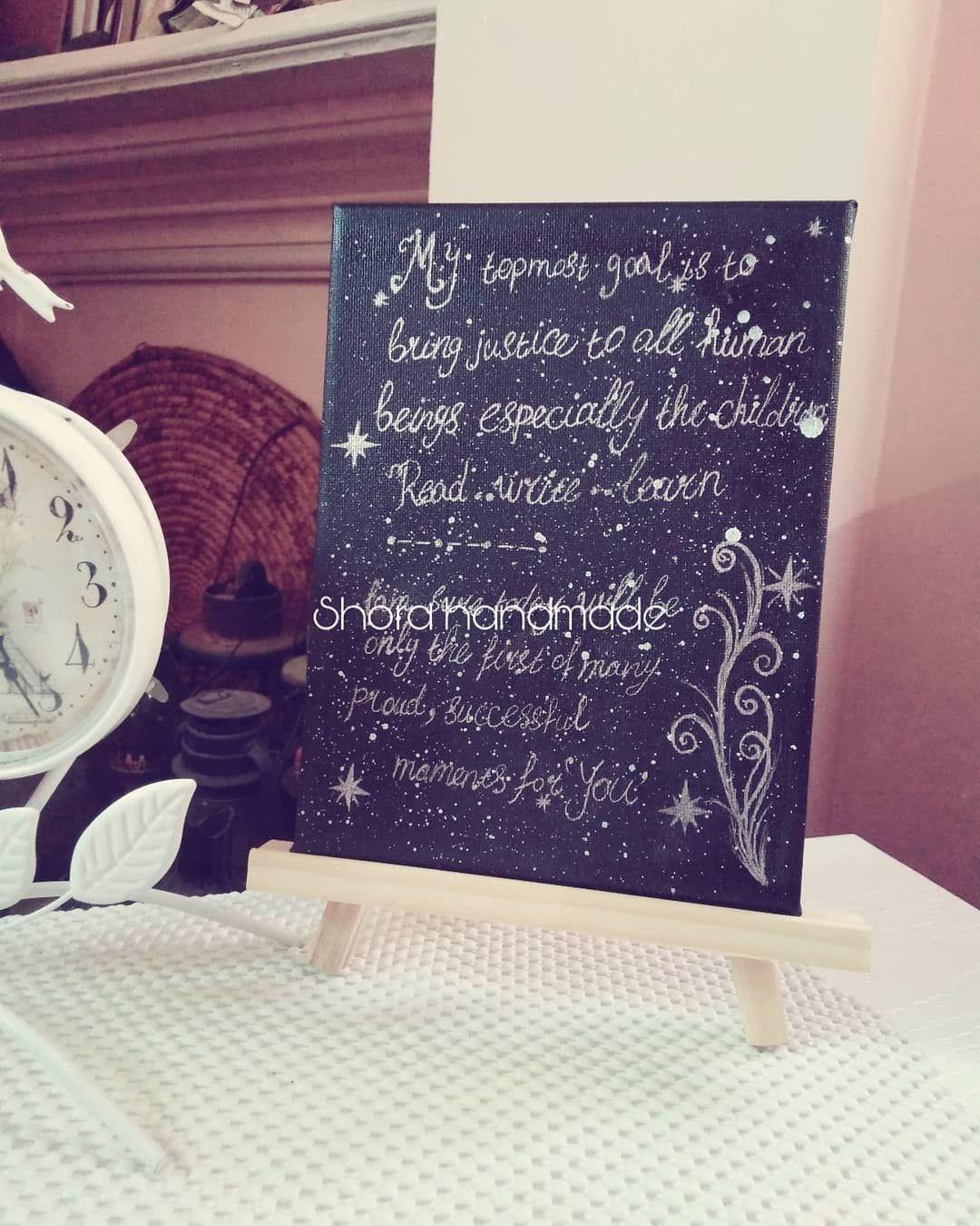 لوحة كانفس باي عبارة بتحبوها Handmade Shora Handmade Graduation Gifts Accessories Love Flowers Wedding Guest Book Dreamcatcher Birthday Love