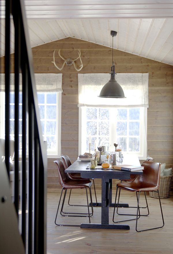 Credhttpinteriormagasinethegnarnointerior272Husethvor Fair House With No Dining Room Review