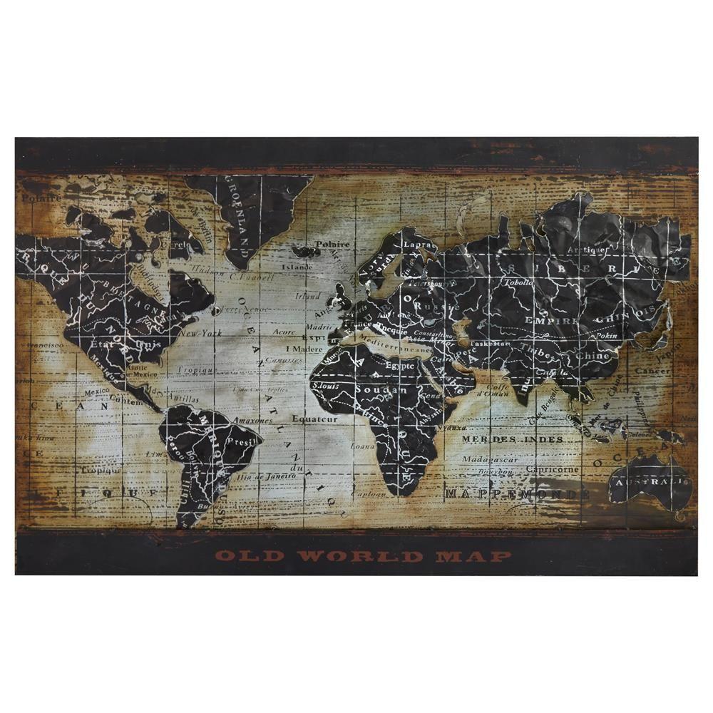 atelier d coration murale avec carte du monde tableaux. Black Bedroom Furniture Sets. Home Design Ideas