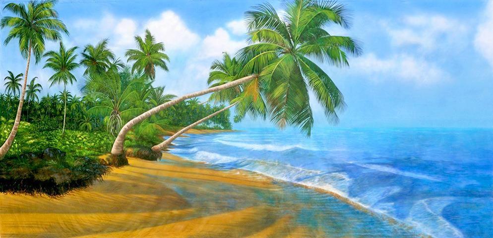 Caribbean Palm Food Truck