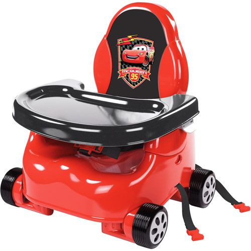 Disney Cars Lil Speedster Booster Seat