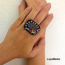 Prstene - Gypsy prsteň - 6125474_