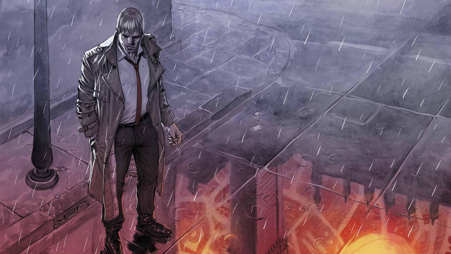 Constantine 20 Constantine Hellblazer Constantine Hellblazer Comic