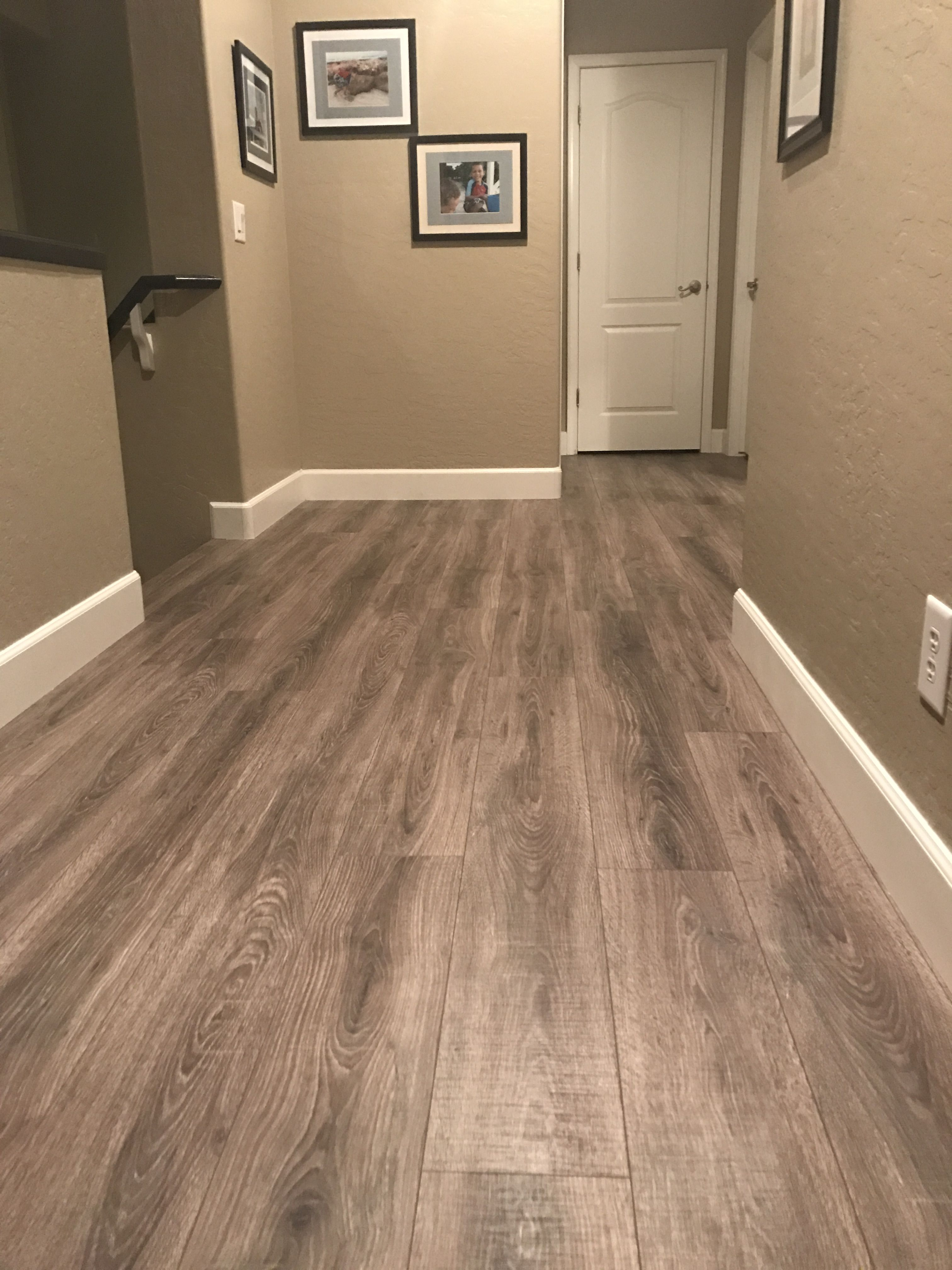 Laminate Hardwood Flooring For Enhancing Your Floor Ideas: Mohawk Vintage Selection Driftwood Laminate Wide Planks