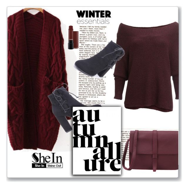 """shein 8."" by igor89 ❤ liked on Polyvore featuring Free People and Sheinside"