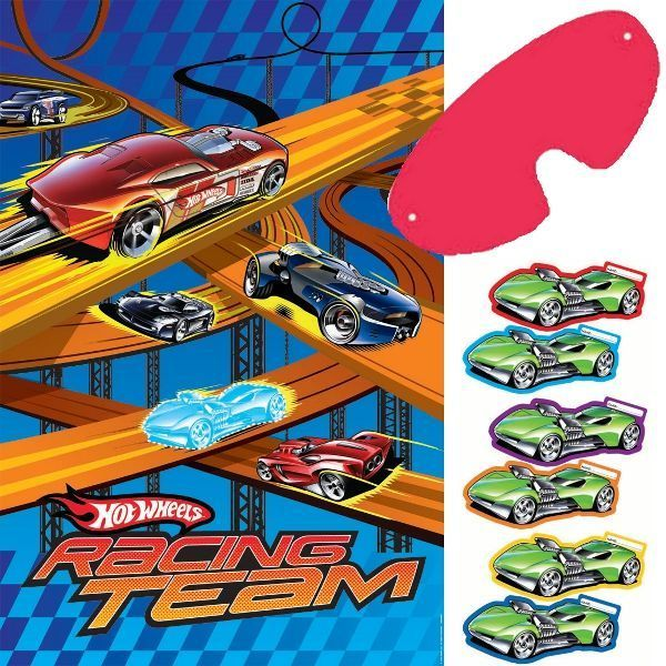 Hot Wheels Speed City Party Game