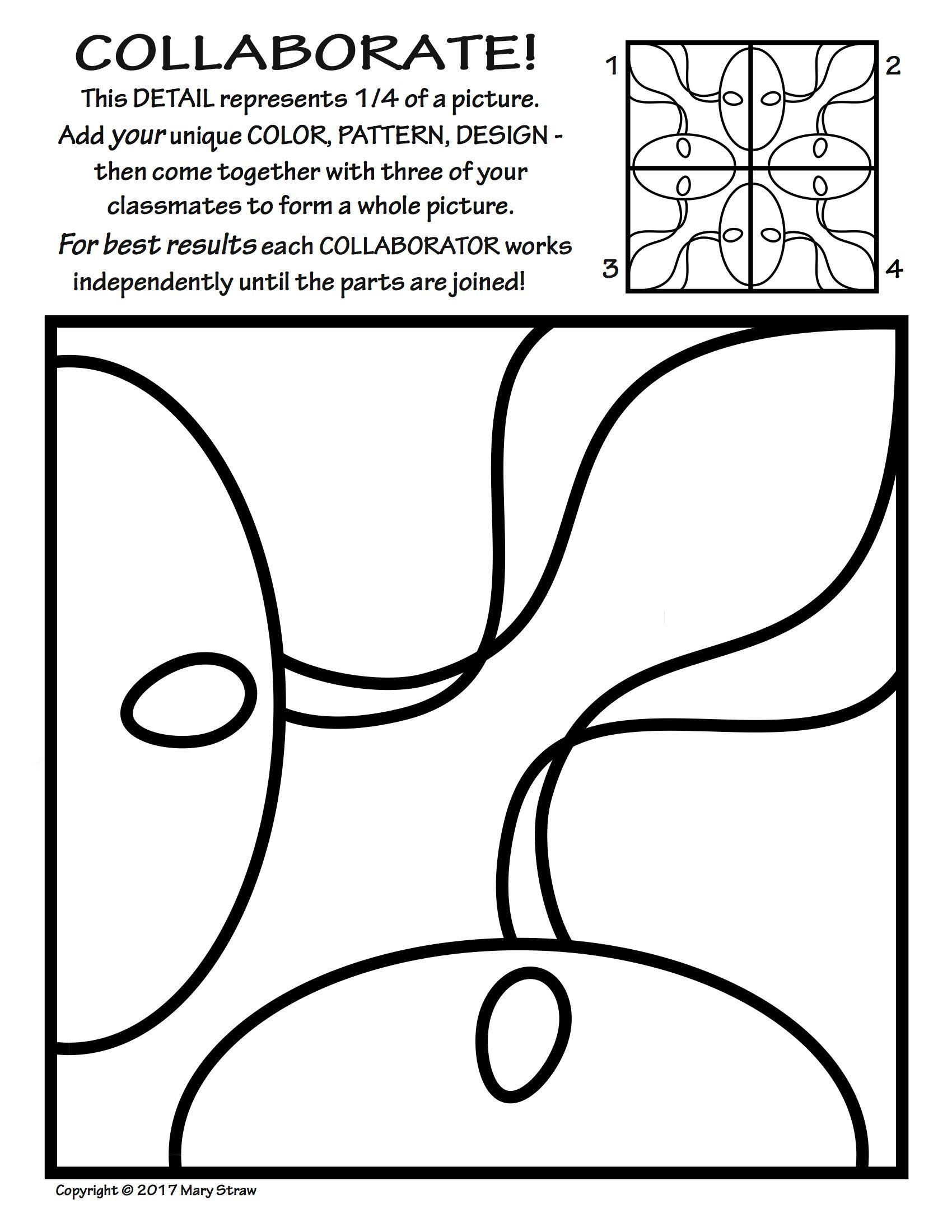44++ Collaborate art ideas