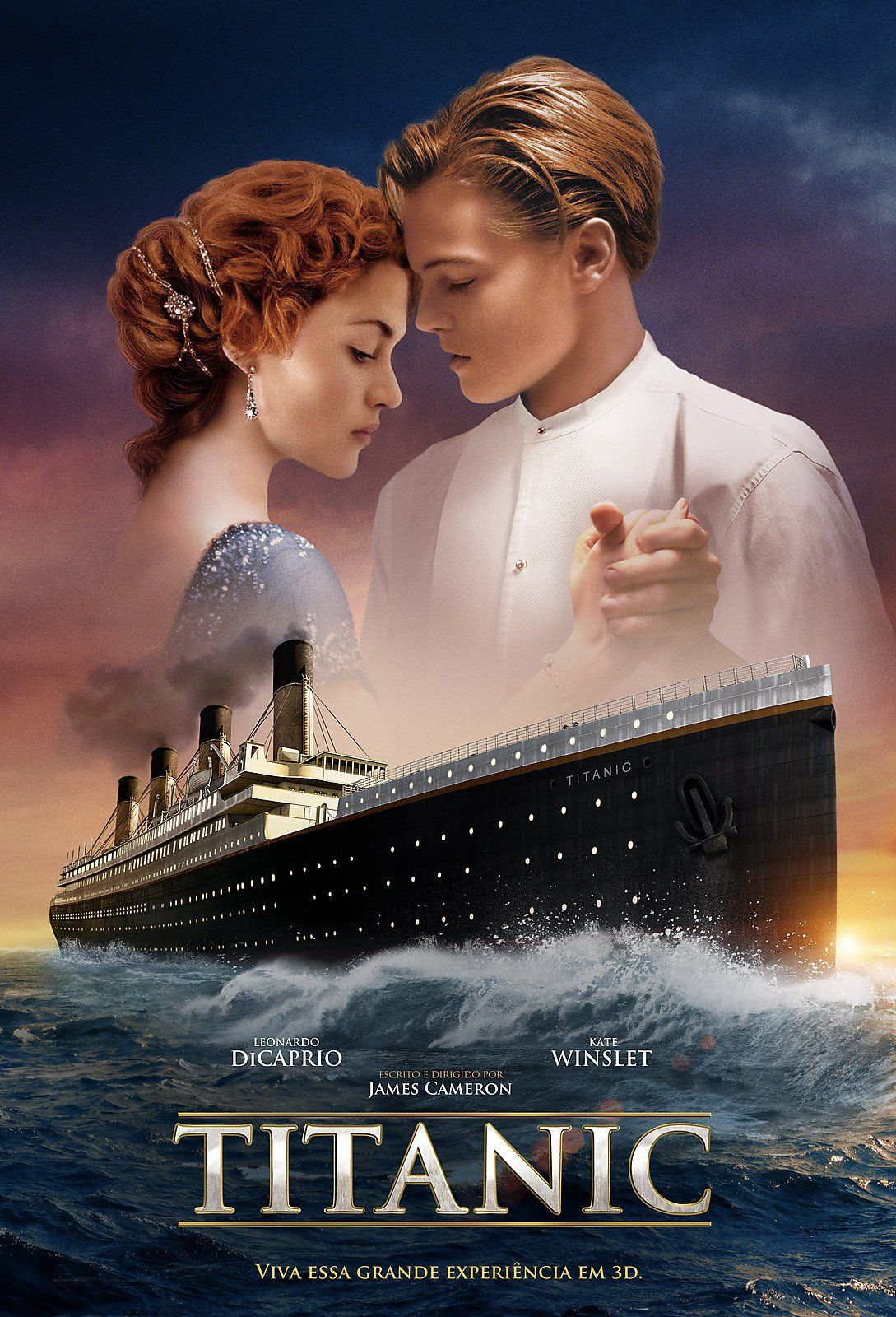 Titanic (1997) Hindi Dual Audio 720p BluRay [800MB]