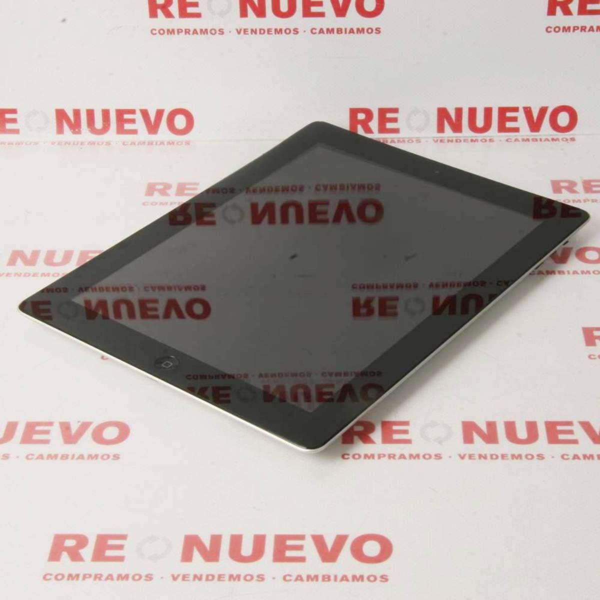 Ipad 4 16gb Wifi Cell De Segunda Mano E270523 Tienda Online De