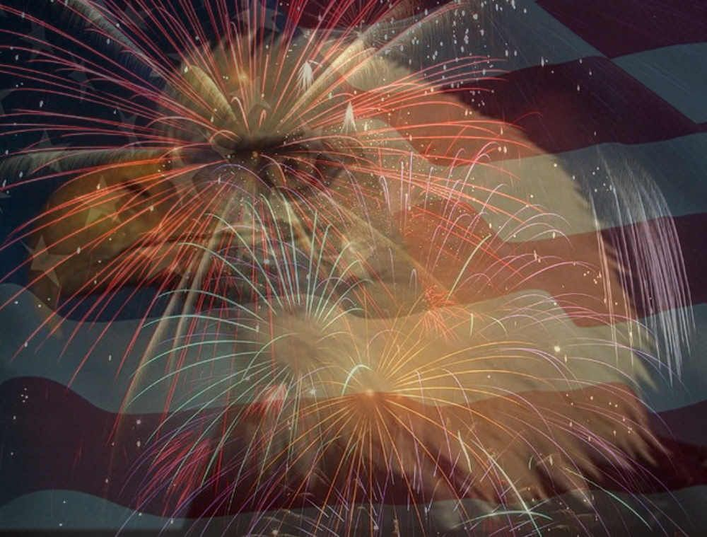july 4th fireworks video clip