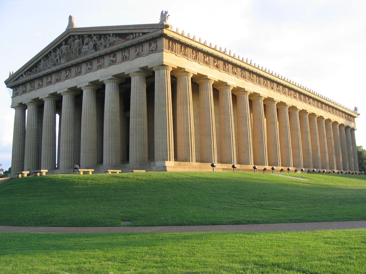 архитектура античного стиля картинки любом