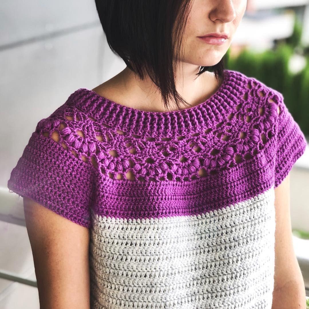 9f746befc 44 patrones de suéter de ganchillo gratis súper fáciles para 2019; suéteres  patrones; suéteres