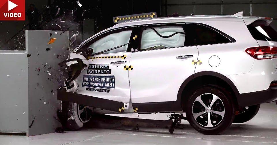 2017 Kia Sorento Nabs Iihs Top Safety Pick Plus Kia Sorento