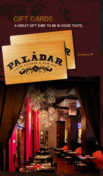 Etonnant PALADAR LATIN KITCHEN And RUM BAR   Discover Their Take On The Bold,  Vibrant And