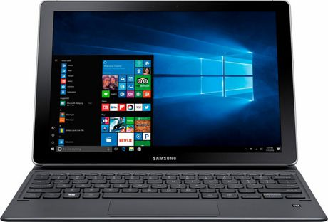Samsung Galaxy Book 10 6 64gb Silver Silver 10 6 In Best Laptops Keyboard With Touchpad Galaxy Book