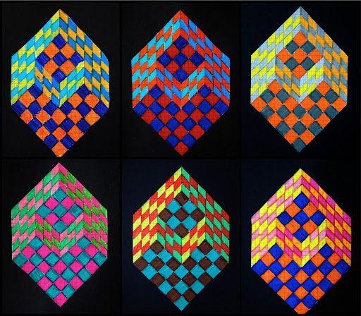 optical illusions school presentation # 10