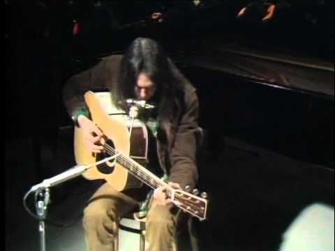 Neil Young Heart Of Gold Live Concert At Massey Hall For
