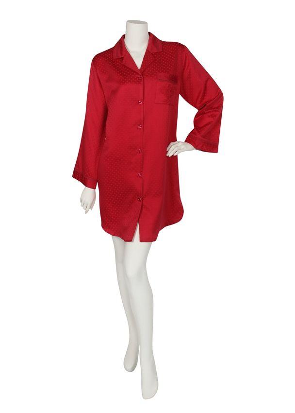 5557ab0211  Nylon Tricot  Nightgowns