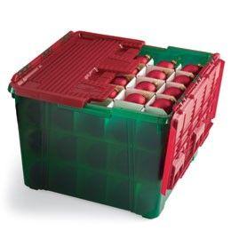 Superieur Box · Ornament Storage
