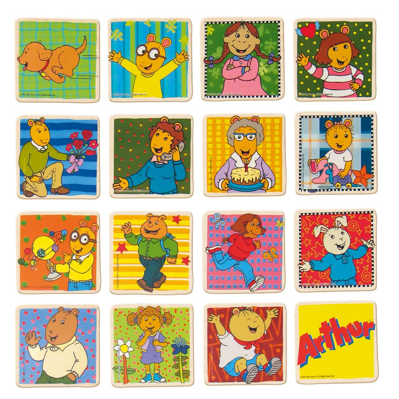 12+ What animal is muffy from arthur ideas