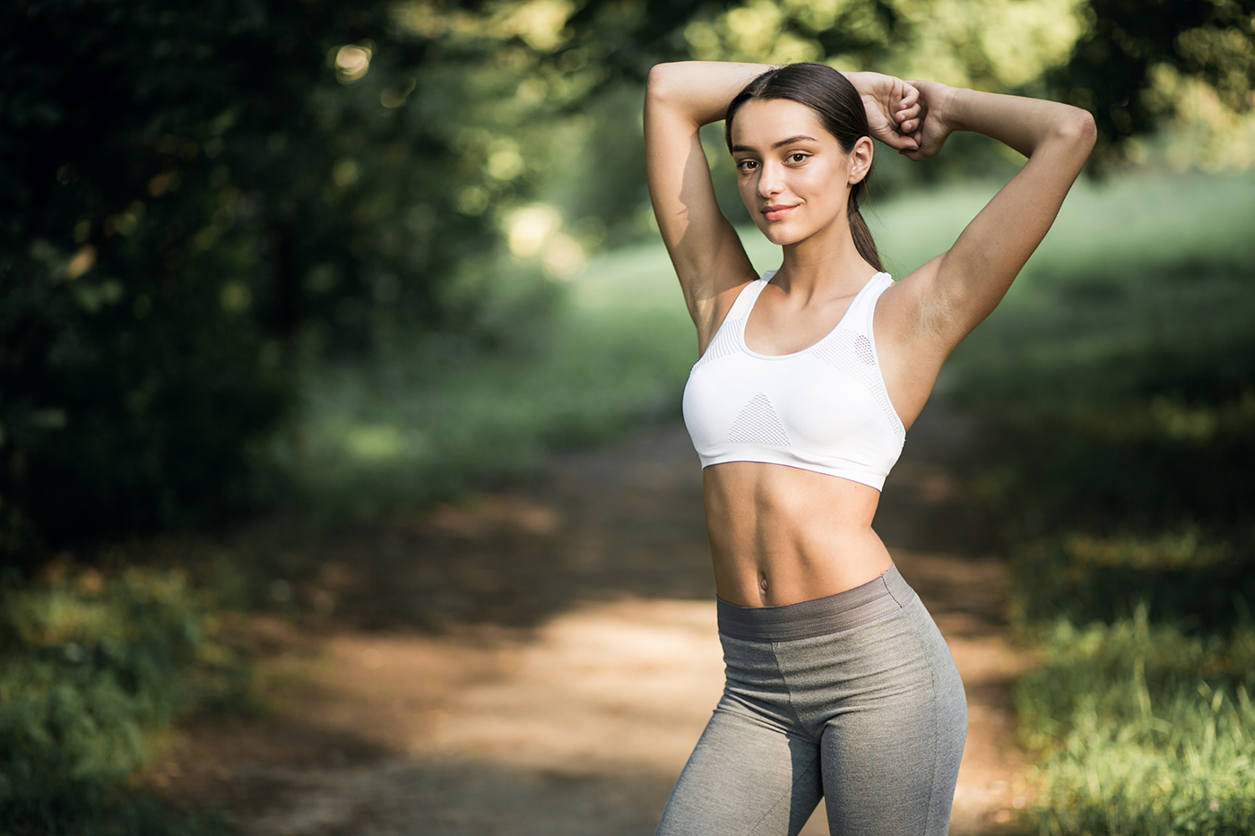 Видео похудение фитнес