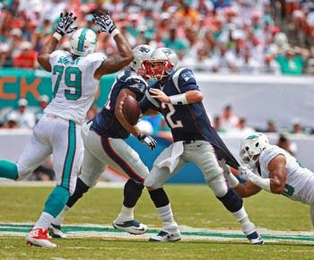 Wicked Hot Sports: Reaction: Patriots Drop Season Opener in Miami