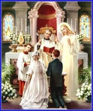 the roman catholic beliefs and teachings about the sacrament of marriage essay Matrimony is the marriage contract between christians raised by christ to the dignity of a sacrament the theological and dogmatic treatment of this sacrament does.