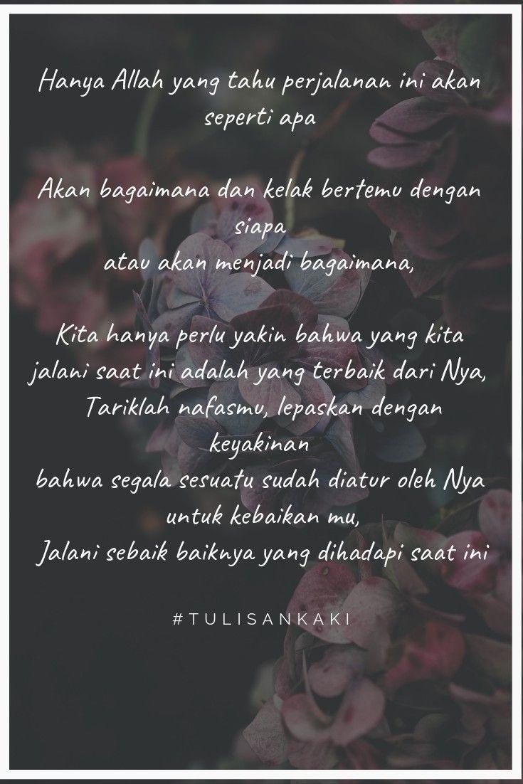 Pin oleh roswi seven di indonesia quotes Tahu, Segalanya