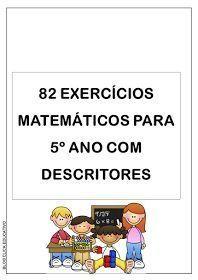 Click Educativo 82 Exercicios Matematicos Com Descritores Para
