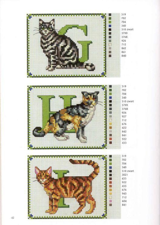 cat letters 3