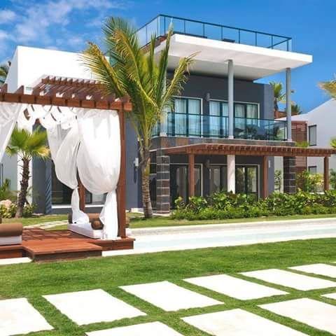 desain rumah minimalis modern 2 lantai | caribbean homes
