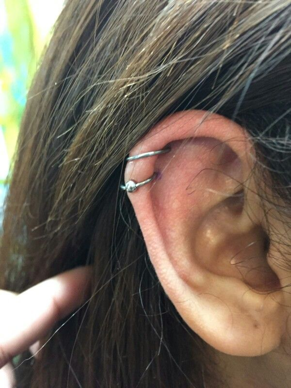 Ear Piercing done by the Best shop in Sacramento, CA. Stylz Tattoos ...
