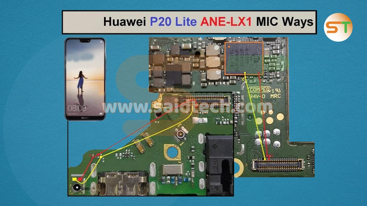 Download 20+] Huawei P20 Lite Schematic Diagram