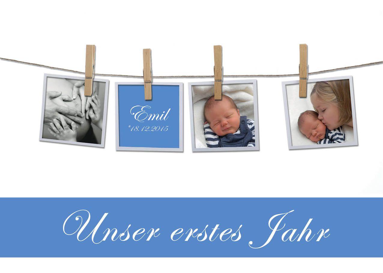 Designbeispiel... eine meiner Kreationen an individualisierten Mami-Baby-Tagebüchern für DaWanda anlässlich der Geburt von Emil