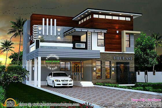 Phenomenal kerala houses design provided by creo homes best free home idea  inspiration also fachadas de casas com estilo neoclassico decor salteado blog rh pinterest