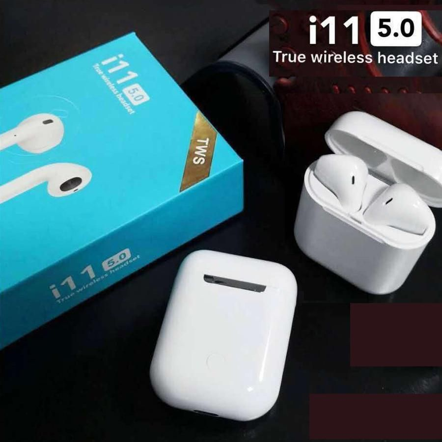Tws I11 Mini Bluetooth 5 0 Wireless Earphone Headset With Mic Touch Control In Ear A Bluetooth Wireless Earphones Wireless Earphones Bluetooth Earbuds Wireless