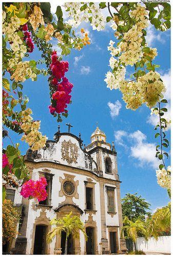 Mosteiro de São Bento, Brazil - Explore the World with Travel Nerd Nici, one Country at a Time. http://TravelNerdNici.com
