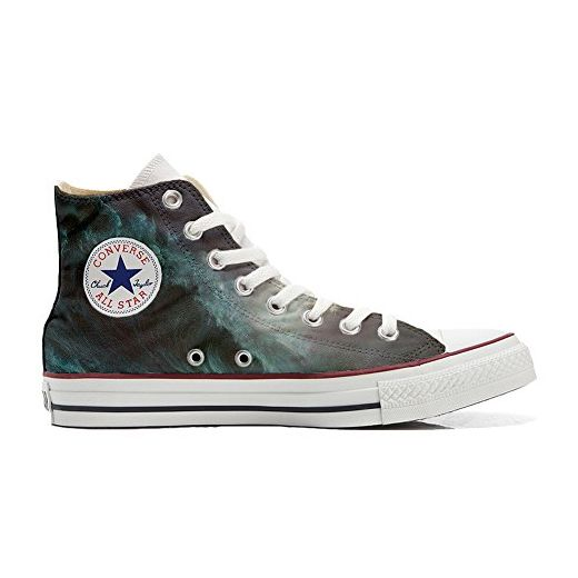 Converse Custom Slim personalisierte Schuhe (Handwerk Produkt) Light Paisley  43 EU