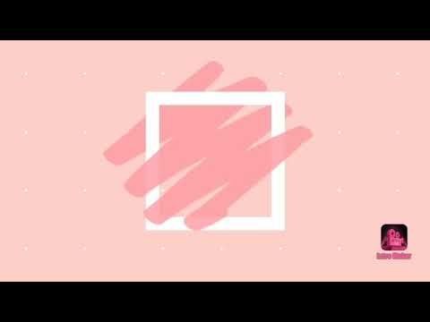 Free Cute Pink Frame Intro No Text And No Copyright Claim Youtube Manipulasi Foto Desain Banner Buku Lagu