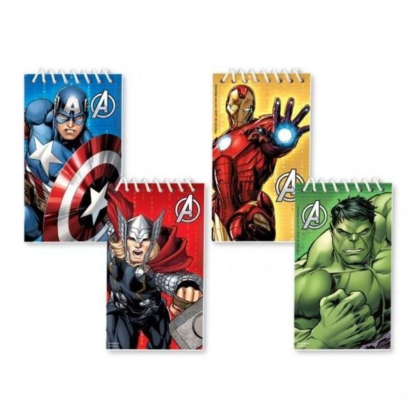 NEW Marvel Avengers 12-ct Swirl Decorations Birthday Party Favors Supplies~