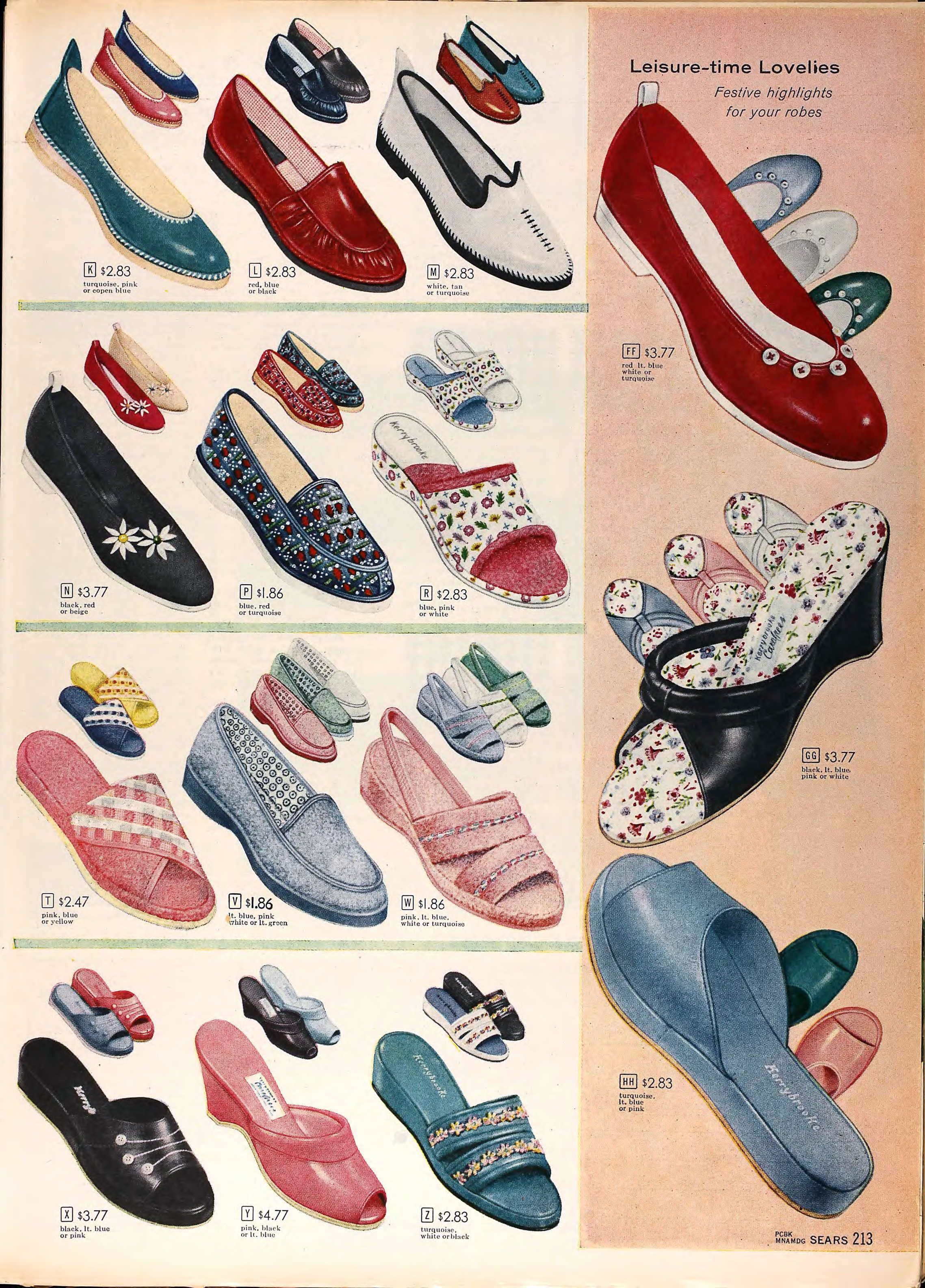 Sears catalog, 1920s fashion