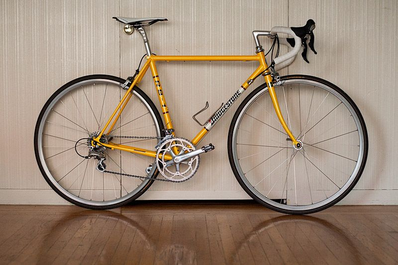 how to build a road bicycle from scratch