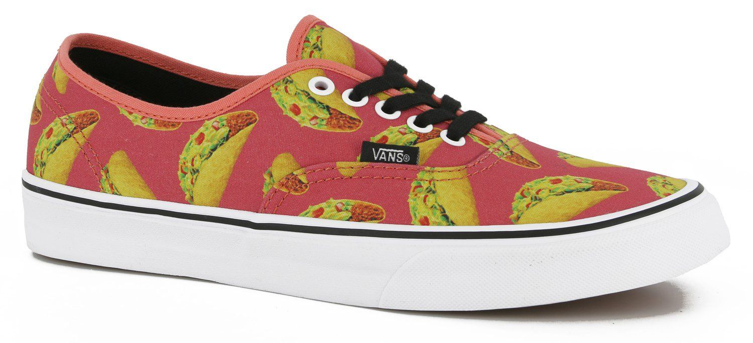 We re thinking of making these  Vans taco  shoes part of our  taco   catering dress code ... if we had one!  tacos 3c3a43dbf