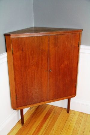 Nobody Puts Baby In A Corner! This Is A Stunning Danish Modern Piece Of  Furniture
