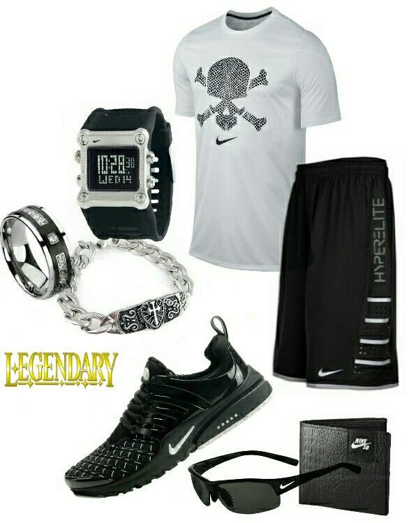Men s fashion Nike outfit  75100cec5fd5f