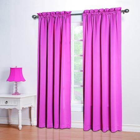 Kylee Room Darkening Energy Efficient Curtain Panel Panel Curtains