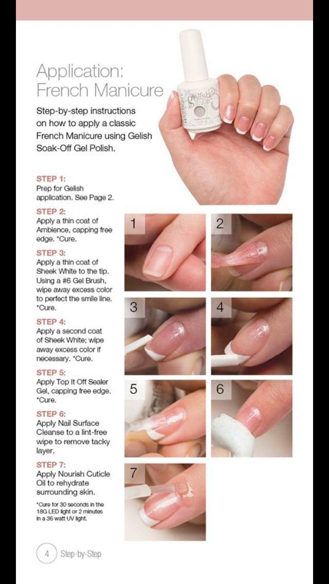Cnd Gel Manicure