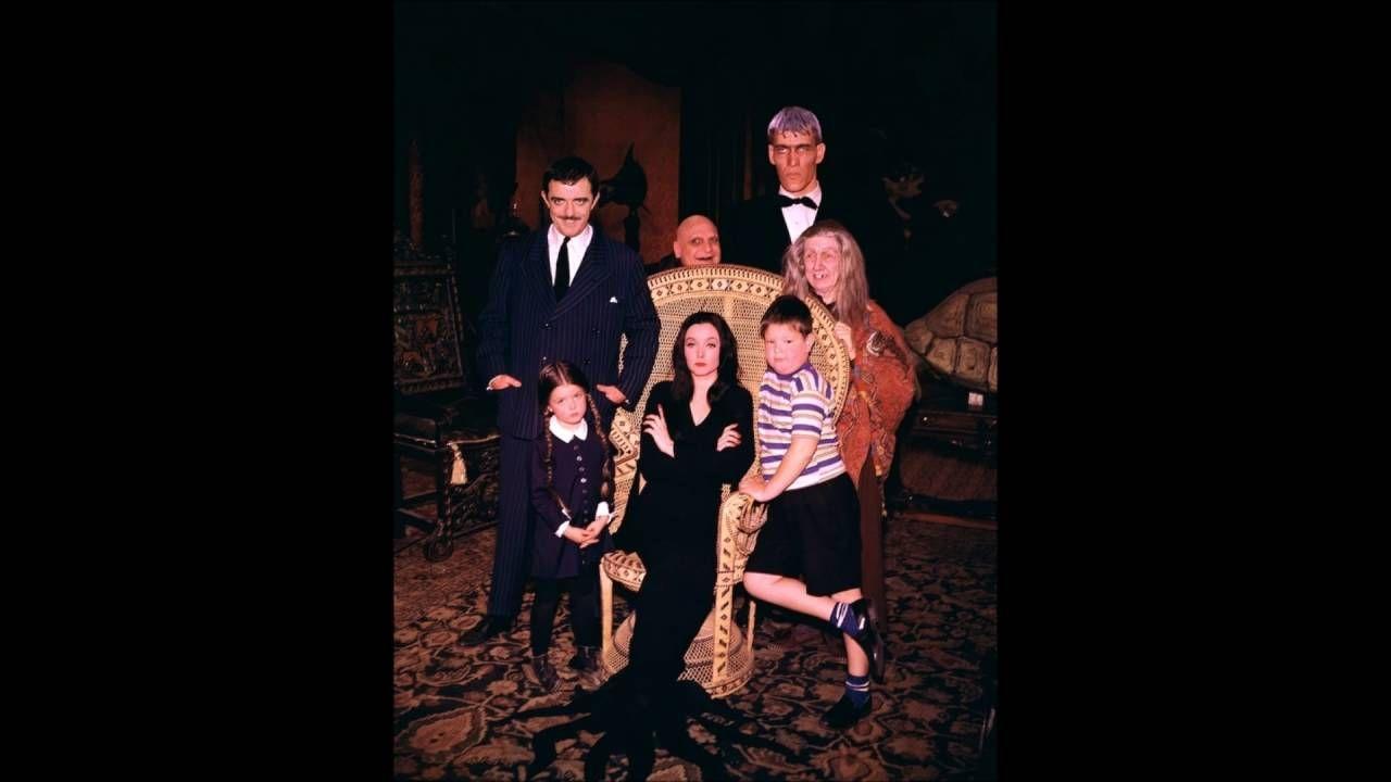 The Addams Family Theme - Matthew Scarborough